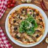 Hawaii Vegetarian Pizza